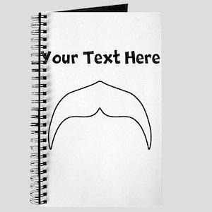 Custom Mustache Journal