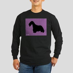 Cesky iPet Long Sleeve Dark T-Shirt