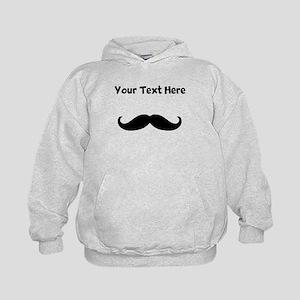 Custom Mustache Hoodie