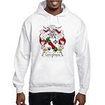 Carcabuey Family Crest Hooded Sweatshirt