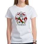 Carcabuey Family Crest Women's T-Shirt