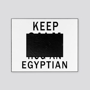 Keep Calm And Egyptian Designs Picture Frame