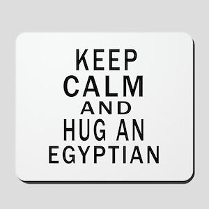Keep Calm And Egyptian Designs Mousepad