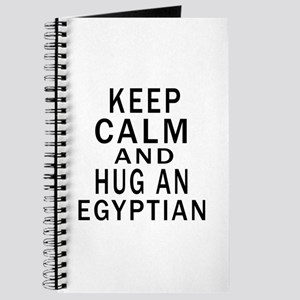Keep Calm And Egyptian Designs Journal