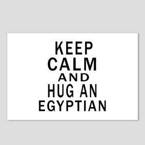 Keep Calm And Egyptian De Postcards (Package of 8)