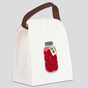 Pickled Beets Canvas Lunch Bag