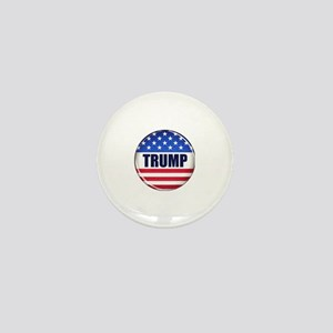 Vote Trump button Mini Button
