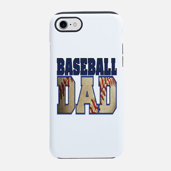 baseball dad iPhone 8/7 Tough Case