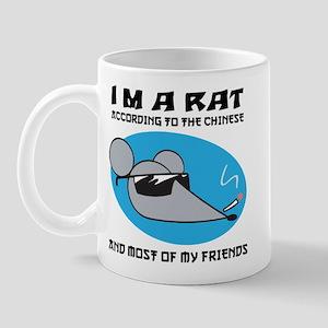 I'M A Rat Mug
