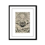 ChewNonagram2015 Framed Panel Print