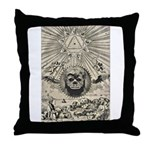 ChewNonagram2015 Throw Pillow