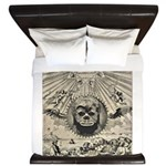 ChewNonagram2015 King Duvet
