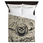 ChewNonagram2015 Queen Duvet