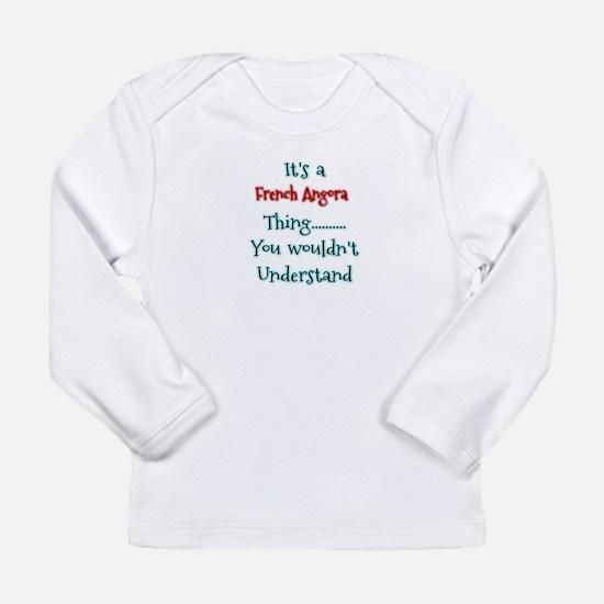 French Angora Thing Long Sleeve T-Shirt