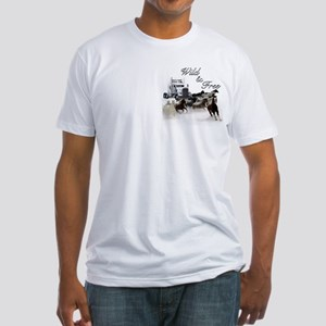 Wild & Free Fitted T-Shirt