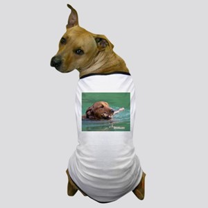 Happy Retriever Dog Dog T-Shirt