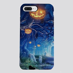 Halloween Night In Ceme iPhone 8/7 Plus Tough Case