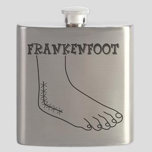 Frankenfoot Flask
