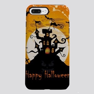 Castle On Halloween Nig iPhone 8/7 Plus Tough Case