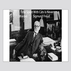 Freud And Cats Posters