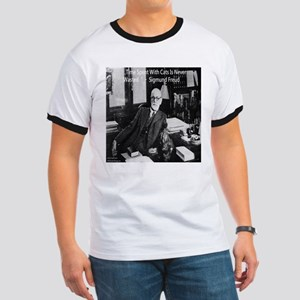 Freud And Cats T-Shirt