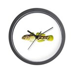 Round Goby Wall Clock