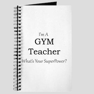 Gym Teacher Journal