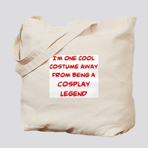 cool costume Tote Bag