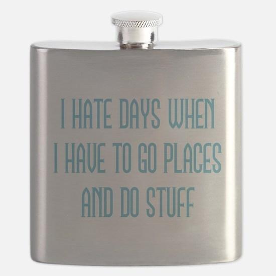 I Hate Days Flask