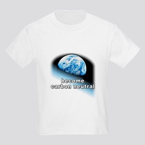 become carbon neutral Kids T-Shirt