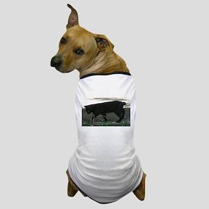 manx full 2 Dog T-Shirt