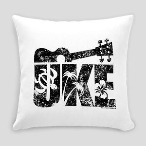 Uke Ukulele Everyday Pillow