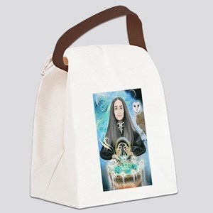 Cerridwen/Samhain Canvas Lunch Bag