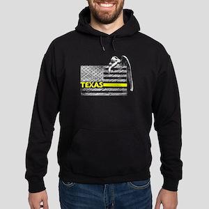 Texas Police Dispatcher Flag Gifts Shir Sweatshirt
