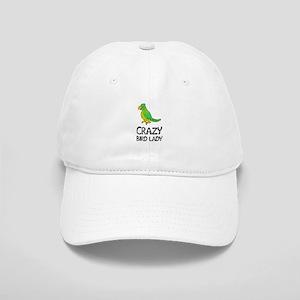 Crazy Bird Lady Baseball Cap