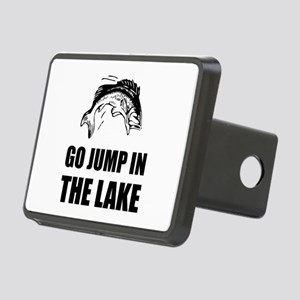 Go Jump In Lake Hitch Cover