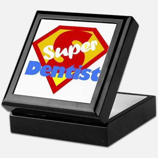 Super Dentist DDS Keepsake Box