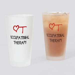 OT-HEART Drinking Glass