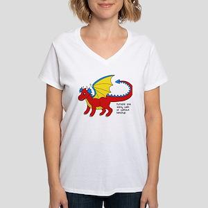 Ketchup Dragon T-Shirt