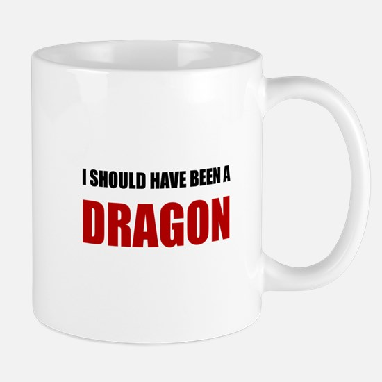 Should Have Been Dragon Mugs