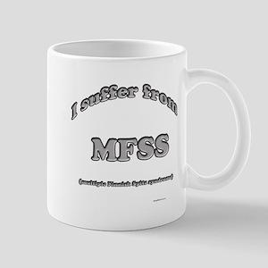 Spitz Syndrome Mug