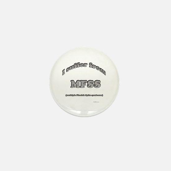 Spitz Syndrome Mini Button