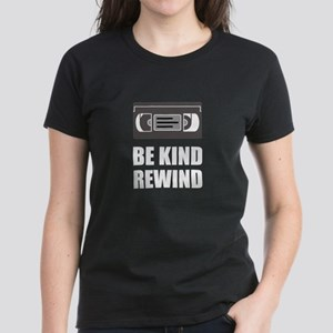 VHS Cassette Tape Be Kind Rewind T-Shirt