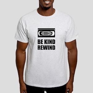 VHS Cassette Tape Be Kind Rewind T-Shirt
