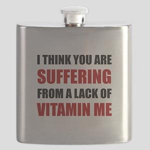 Vitamin Me Flask