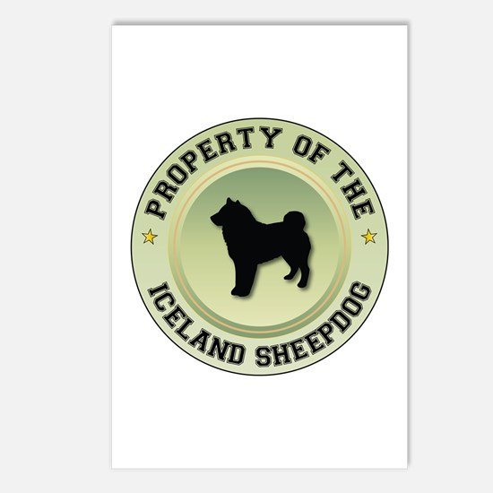 Sheepdog Property Postcards (Package of 8)