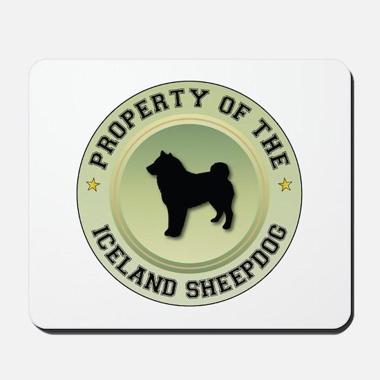 Sheepdog Property Mousepad
