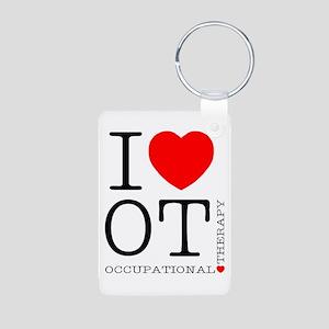 OT-iloveOT2 Keychains
