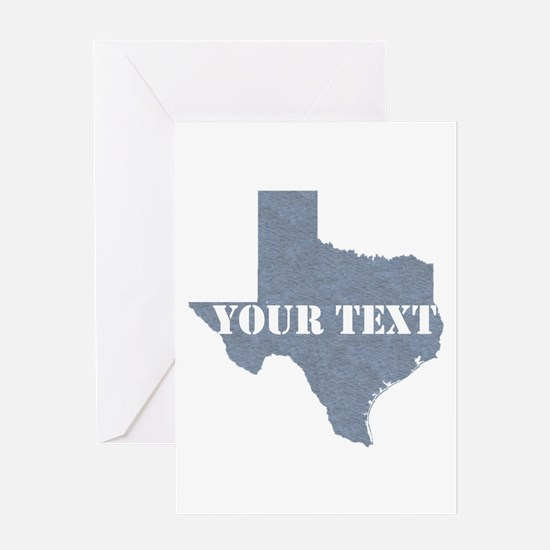 Personalize it Greeting Cards