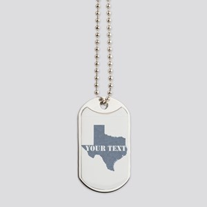 Personalize it Dog Tags